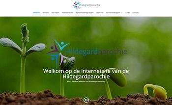 Nieuwe website Hildegardparochie
