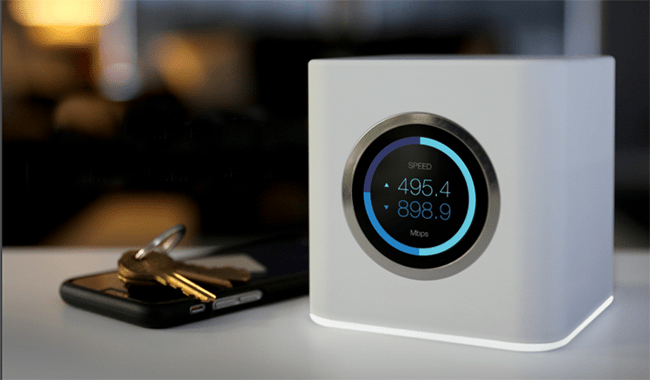 Ubiquiti Amplifi Instant video review: mesh in twee minuten