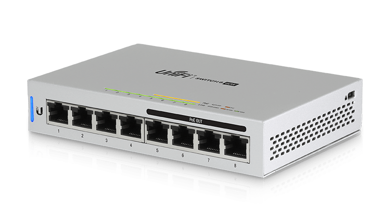 Unifi Switch 8 PoE
