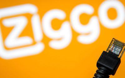 Ziggo gaat internetsnelheden met 25 procent verhogen